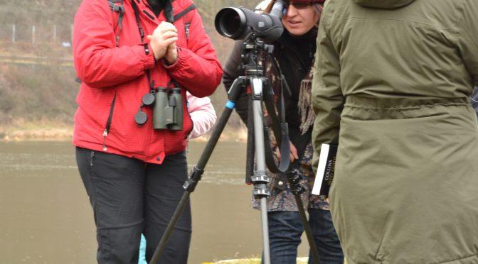 Reportáž z ornitologické vycházky