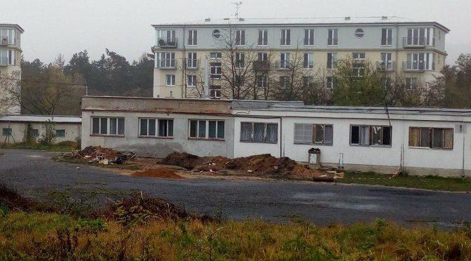 Poslední vývoj situace s ubytovnami Nad Údolím