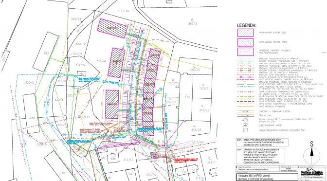 Výstavba v lokalitě Nad Údolím – možné překročení limitů územní studie